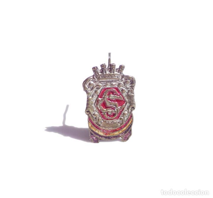 INSIGNIA DE CUELLO CUERPO DE SEGURIDAD DE LA REPÚBLICA (Militar - Insignias Militares Españolas y Pins)