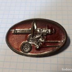 Militaria: DISTINTIVO DE AGUJA AMETRALLADORA, MAXIM. REPUBLICA. Lote 1625183