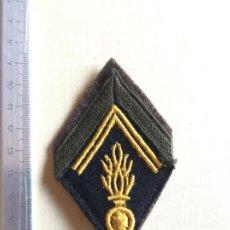Militaria: FRANCIA, BORDADO BRAZO ANTIGÜEDAD 10 AÑOS. Lote 124409419