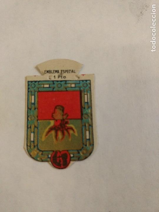 EMBLEMA AUXILIO SOCIAL DE SOLAPA SERIE B Nº 56 BOSCO ESPECIAL 1 PTS (Militar - Insignias Militares Españolas y Pins)
