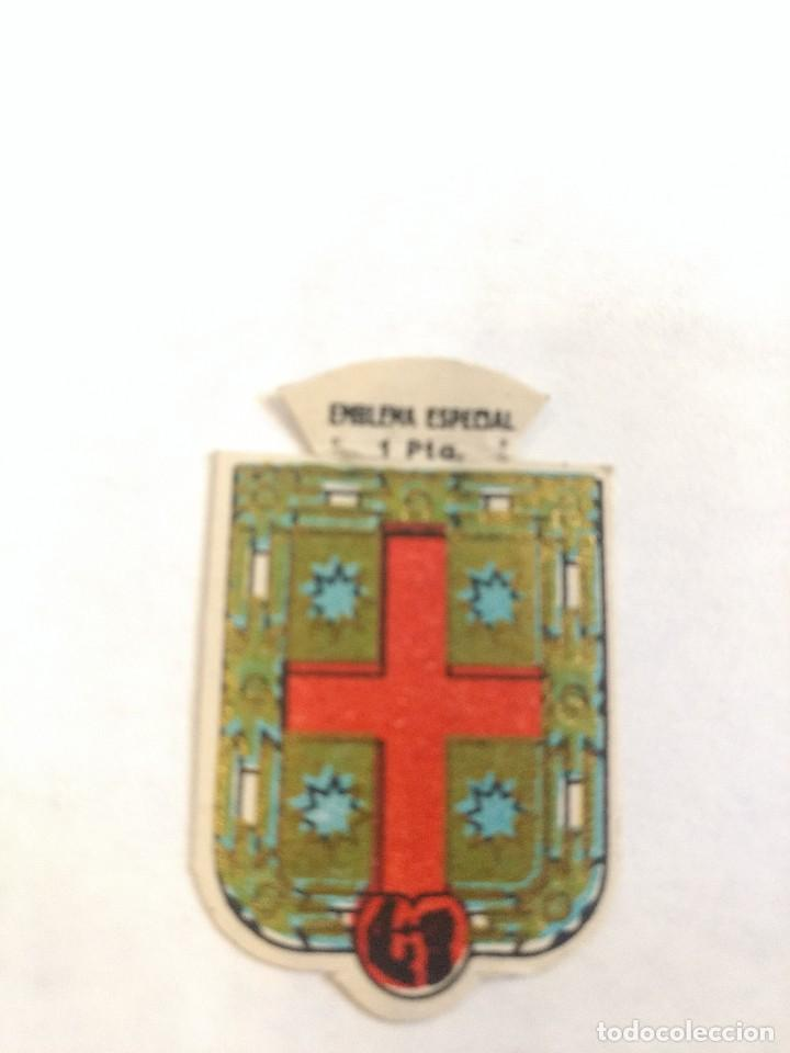 EMBLEMA AUXILIO SOCIAL DE SOLAPA SERIE B Nº 63 VAL ESPECIAL 1 PTS (Militar - Insignias Militares Españolas y Pins)