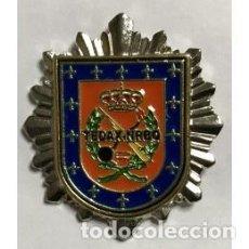 Militaria: DISTINTIVO DE PERMANENCIA DE LA POLICIA NACIONAL DEL GRUPO TEDAX-NRBQ. Lote 125112079