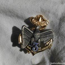 Militaria: INSIGNIA NAVAL FRANCESA.. Lote 125146895