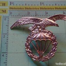 Militaria: INSIGNIA MILITAR. EJÉRCITO ESPAÑOL. PARA BOINA DE BRIPAC. BRIGADA PARACAIDISTA. Lote 125149975
