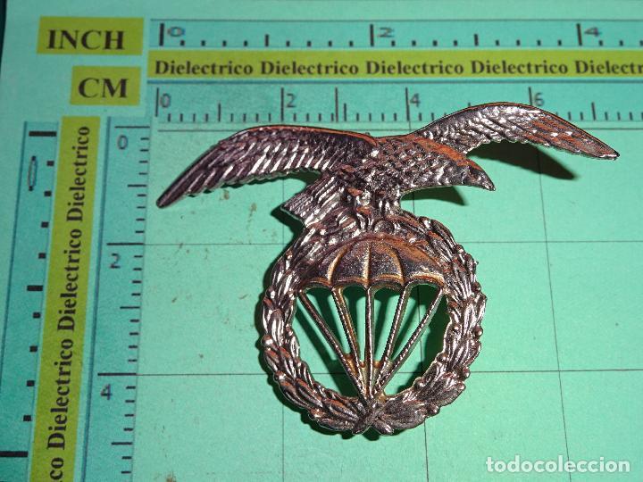 Militaria: INSIGNIA MILITAR. EJÉRCITO ESPAÑOL. PARA BOINA DE BRIPAC. BRIGADA PARACAIDISTA - Foto 2 - 125149975