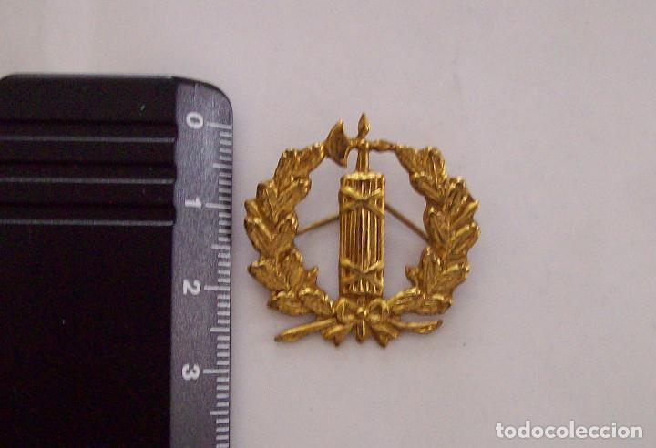 INSIGNIA CUERPO JURIDICO ALFONSO XIII (Militar - Insignias Militares Españolas y Pins)