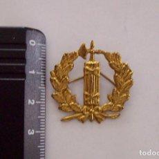 Militaria: INSIGNIA CUERPO JURIDICO ALFONSO XIII. Lote 126544863