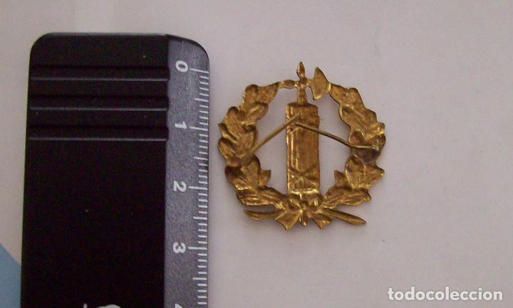 Militaria: INSIGNIA CUERPO JURIDICO ALFONSO XIII - Foto 2 - 126544863