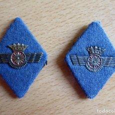 Militaria: ROMBOS INTENDENCIA AVIACIÓN.. Lote 126588187
