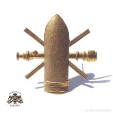 Militaria: ARTILLERÍA. EMBLEMA TELEMÉTRIA. (1902-1914 ). EXCELENTE ESTADO DE CONSERVACIÓN. Lote 126963823
