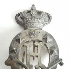 Militaria: INSIGNIA DE HERREROS DE CABALLERÍA. ÉPOCA DE ALFONSO XIII. SIGLO XX. . Lote 128329815