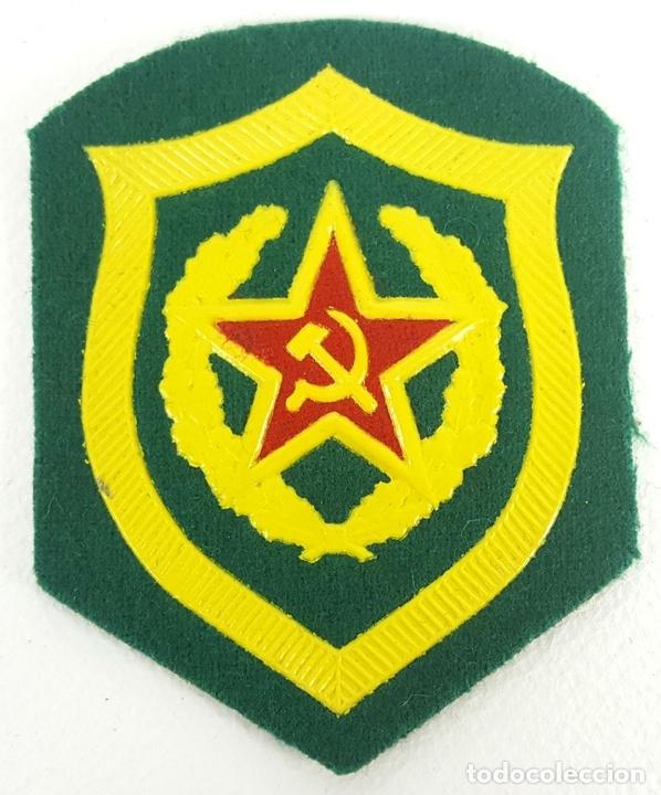 Militaria: COLECCIÓN DE 164 PARCHES DE TELA. EJERCITO RUSO. CONTROL DE CARRTERAS. SIGLO XX. - Foto 3 - 128528251