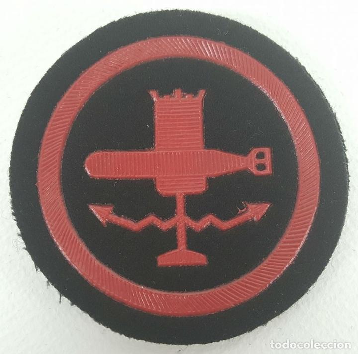 Militaria: COLECCION DE 41 PARCHES DE TELA. EJERCITO RUSO. UNIDAD DE SUBMARINOS. SIGLO XX. - Foto 2 - 128539471