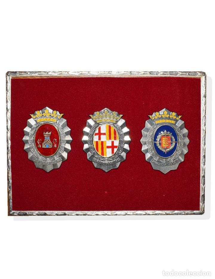 Colección placas policía local - Sold through Direct Sale - 128539643 9de854257b5