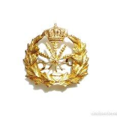 Militaria: DISTINTIVOS INGENIERO AGRONOMO ALFONSO XIII. Lote 128582955