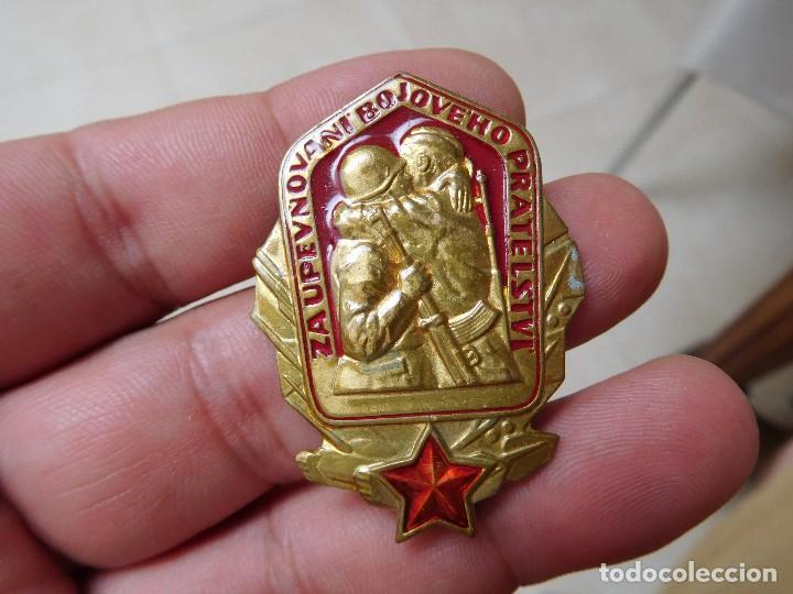 INSIGNIA SOVIETICA A DETERMINAR (Militar - Insignias Militares Internacionales y Pins)