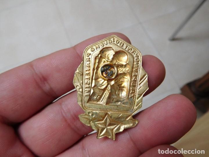 Militaria: Insignia sovietica a determinar - Foto 2 - 128656011