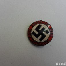 Militaria: PIN ALEMA PARTIDO AÑO 1933. Lote 128888963