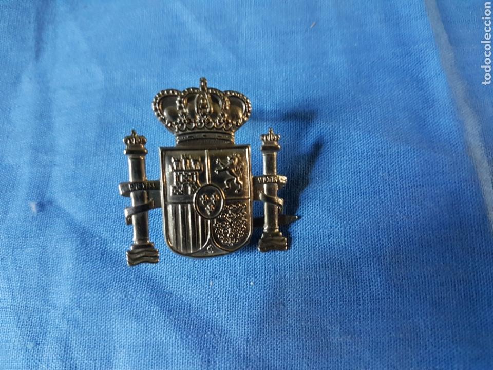 CHAPA ESCUDO ESPAÑA POLICIA LOCAL (Militar - Insignias Militares Españolas y Pins)