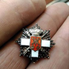 Militaria - Insignia ESMALTADA identificar - 129986847