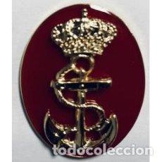 Militaria: DISTINTIVO DE LA ARMADA EN LA CASA REAL DEL REY FELIPE VI. Lote 129995711