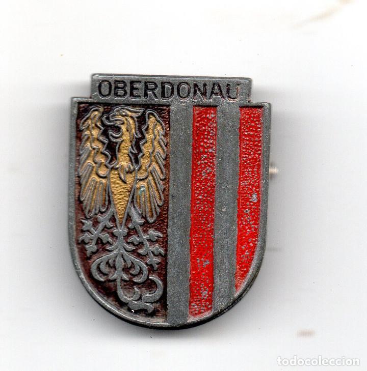 OBERDONAU AUSTRIA NAZI (Militar - Insignias Militares Extranjeras y Pins)