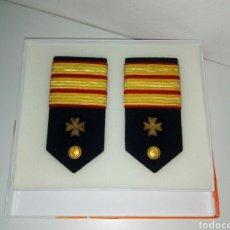 Militaria: HOMBRERAS MILITAR NAVAL. Lote 130852789