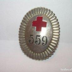 Militaria: ANTIGUA MEDALLA CRUZ ROJA.. Lote 131042984
