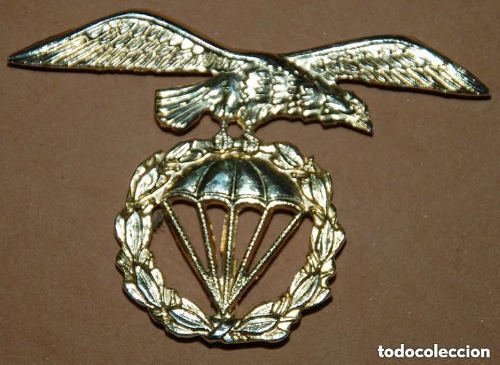 INSIGNIA BRIGADA PARACAIDISTA PARA BOINA O CAMISOLA (Militar - Insignias Militares Españolas y Pins)