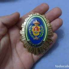Militaria: * PLACA DE POLICIA DE ALGECIRAS, ANDALUCIA, ORIGINAL. ZX. Lote 131949714