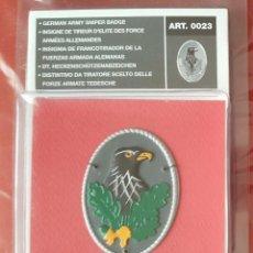 Militaria: GERMAN ARMY SNIPER BADGE. Lote 132190886