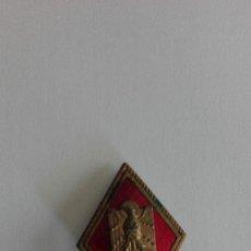Militaria: INSIGNIA AGUILA ROMBO POLICIA NACIONAL O ARMADA AÑOS 80. Lote 132328354