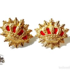 Militaria: DISTINTIVOS DE CARABINEROS, ALFONSO XIII. Lote 132481014