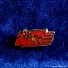 Militaria: ANTIGUA INSIGNIA PIN DE AGUJA SINDICATO PARTIDO COMUNISTA CATALAN POLITICO PCC. Lote 132481218