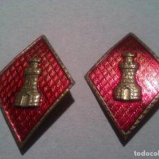Militaria: 2 ROMBOS DE INGENIEROS. Lote 132752786