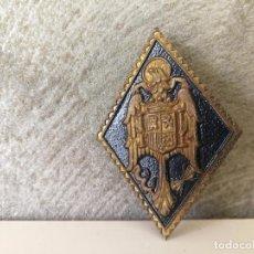 Militaria: INSIGNIA PIN POLICÍA TERRITORIAL SAHARA. Lote 132792730