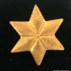 Militaria: INSIGNIA AÑOS 40 DE ALFÉREZ PROVISIONAL. Lote 133170918