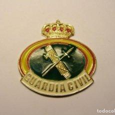 Militaria: INSIGNIA PLACA DE CARTERA GUARDIA CIVIL.. Lote 133298786