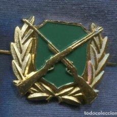 Militaria: RUSIA. FEDERACIÓN RUSA. INSIGNIA DE GORRA DE SEGURIDAD MINISTERIAL.. Lote 133813946