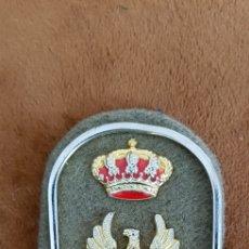 Militaria: INSIGNIA MILITAR DE ÁGUILA DE SAN JUAN Y CORONA 1991. Lote 133822997