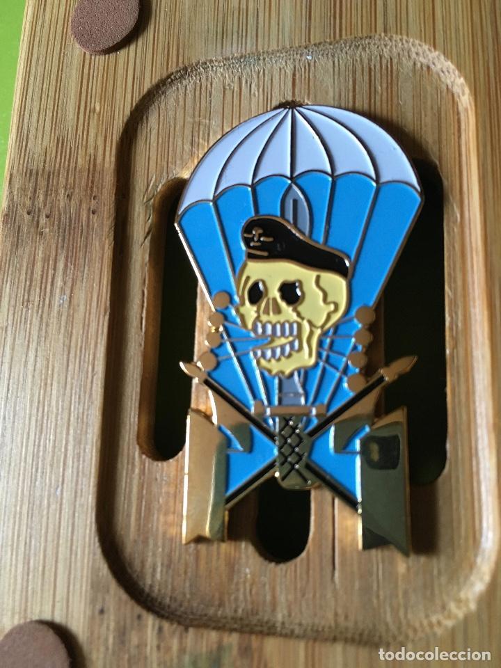 Militaria: Mascota Insignia Curso 607 Bripac - Foto 2 - 134542034