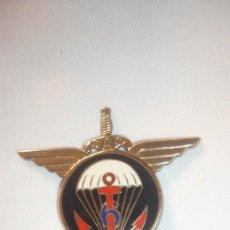 Militaria: INSIGNIA MILITAR PARACAIDISTA FRANCESA. Lote 135242818