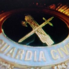 Militaria - Placa cartera guardia civil - 135501954