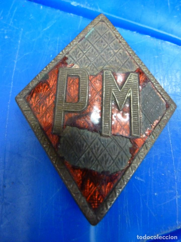 Militaria: 10 PINS TIPO ROMBO PM POLICIA MILITAR - Foto 2 - 135774830