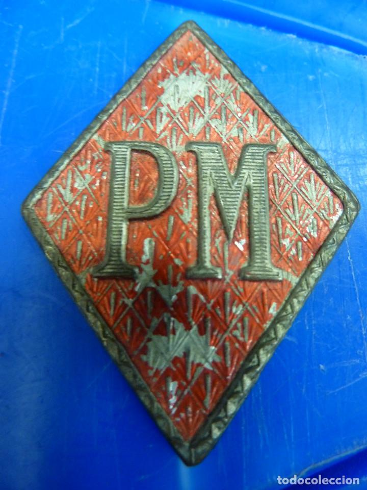 Militaria: 10 PINS TIPO ROMBO PM POLICIA MILITAR - Foto 6 - 135774830