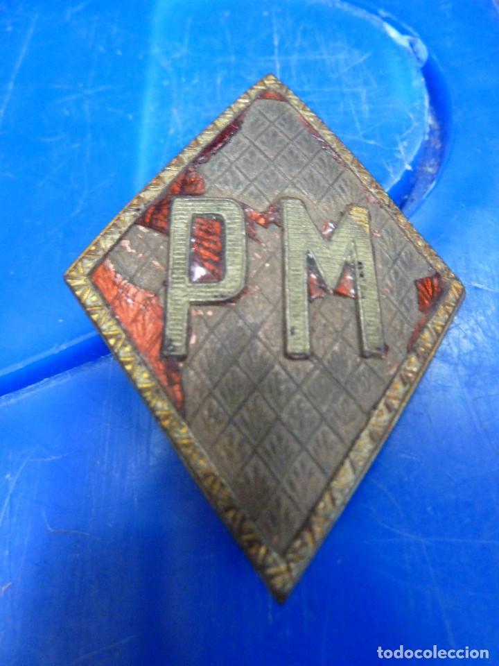 Militaria: 10 PINS TIPO ROMBO PM POLICIA MILITAR - Foto 14 - 135774830