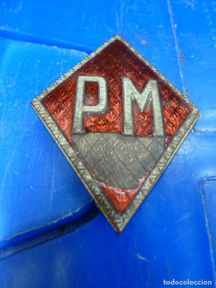 Militaria: 10 PINS TIPO ROMBO PM POLICIA MILITAR - Foto 16 - 135774830