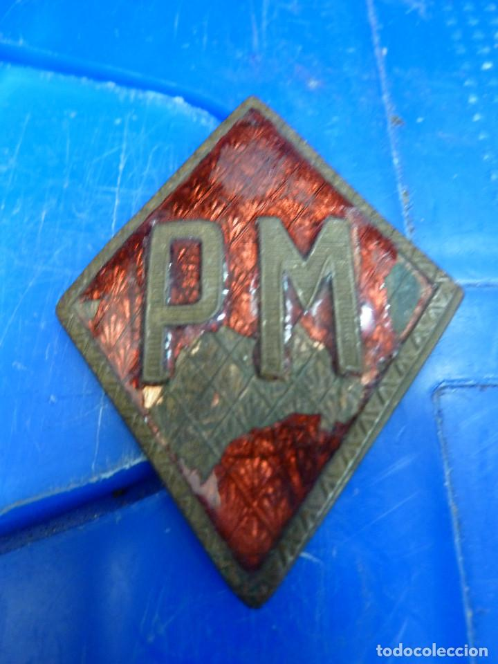 Militaria: 10 PINS TIPO ROMBO PM POLICIA MILITAR - Foto 18 - 135774830