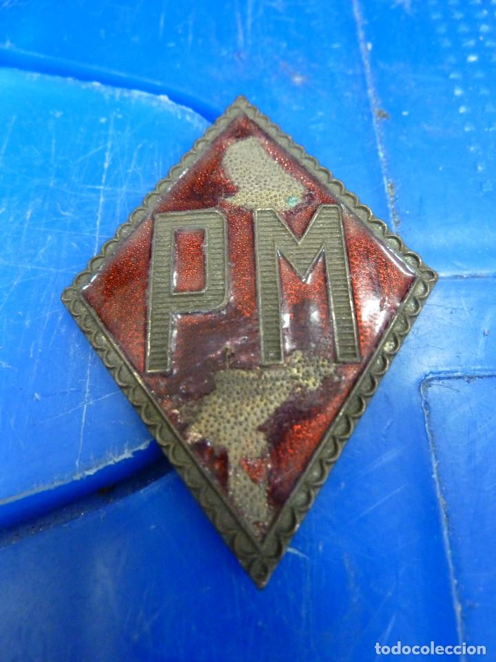 Militaria: 10 PINS TIPO ROMBO PM POLICIA MILITAR - Foto 20 - 135774830