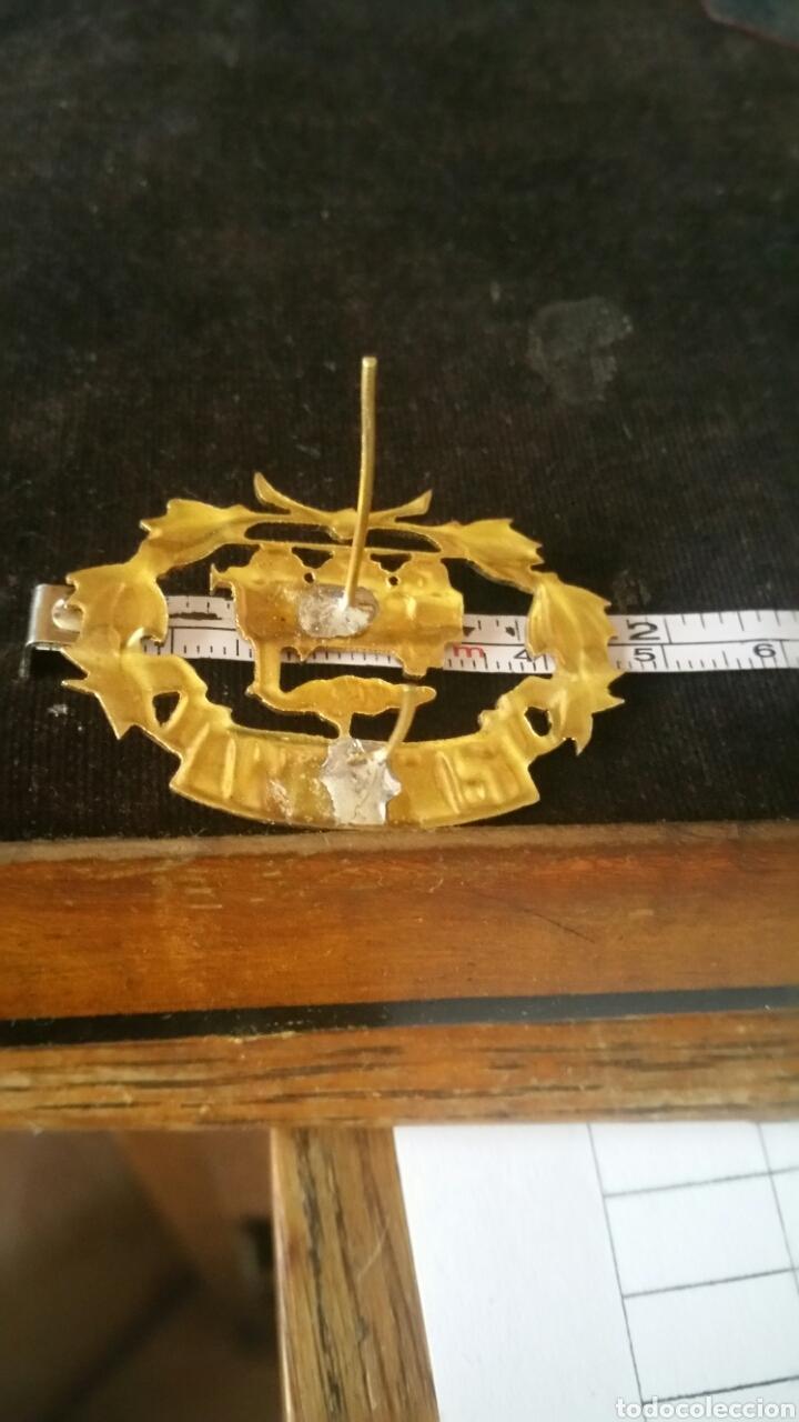 Militaria: Distintivo o insignia de ferrocarriles MCP - Foto 2 - 137997782